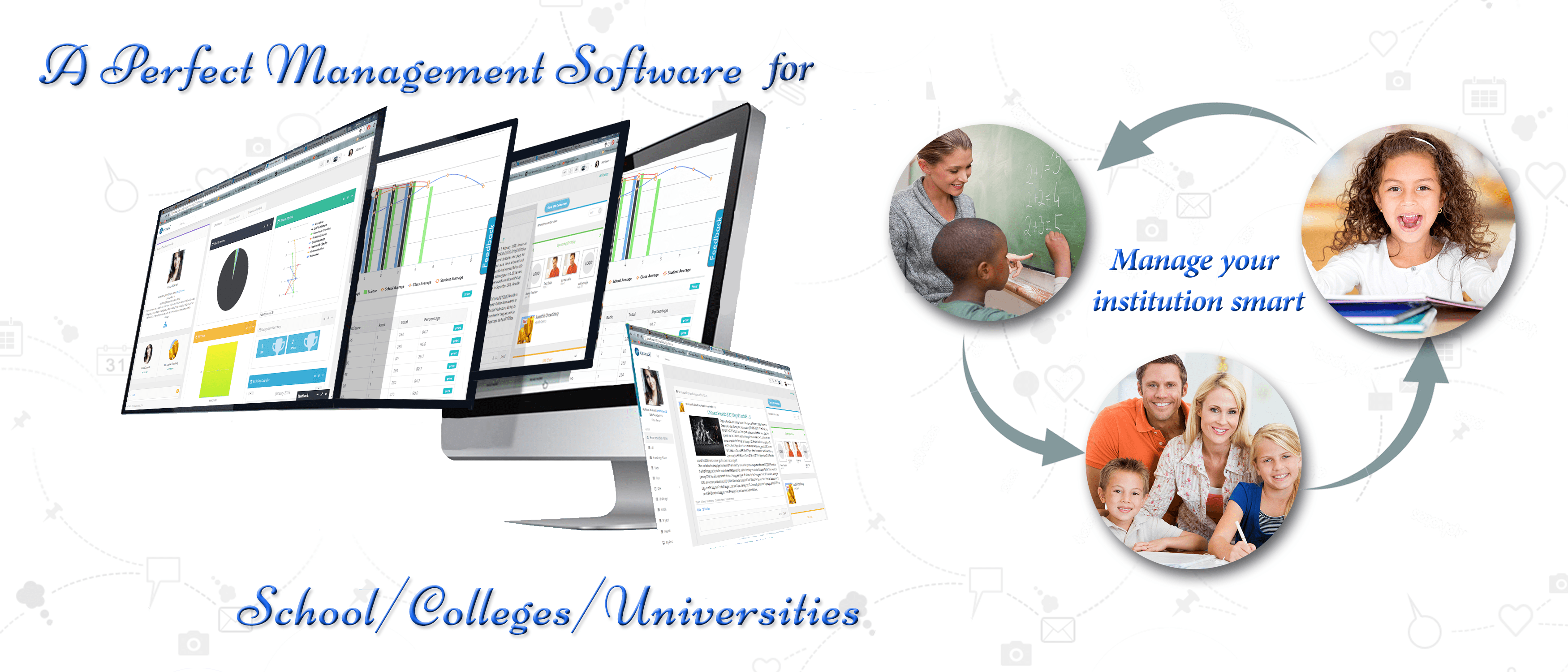 A Complete School Management Software for free